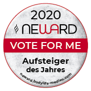Nominiert für den NEWard